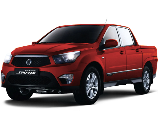 Pickup Ssangyong Actyon Sports