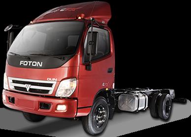 camion foton 5 ton