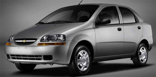 Chevrolet aveo family 2013 colombia