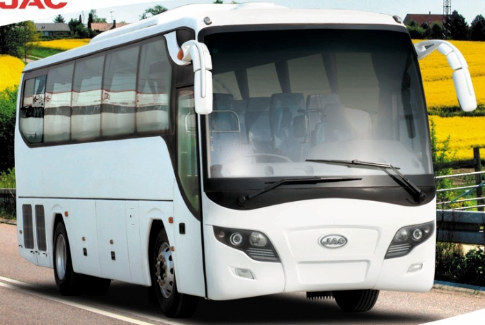 buses jac colombia