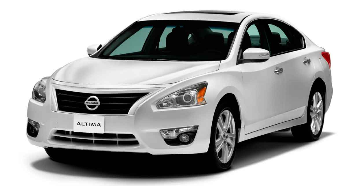 Automovil Nissan New Altima