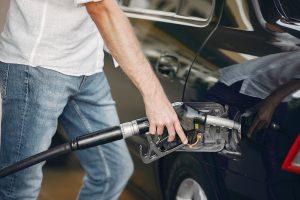 Consumo de combustible vehiculos