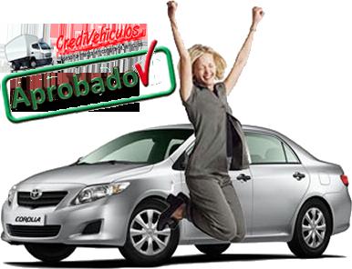 Credito de Vehiculo - Aprobado