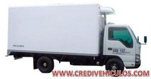 Furgón refigerado para camiones