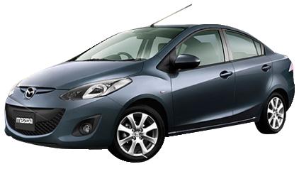 Automovil Mazda 2 Sedan