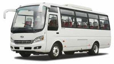 Microbus JAC 6738 19 pasajeros