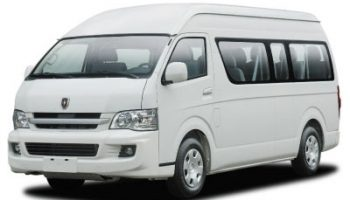 Microbús Jinbei H2