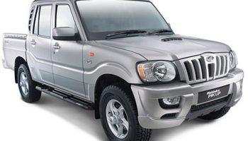 Mahindra  Pickup Doble Cabina 2016