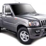 Mahindra Pickup Cabina Sencilla 2016