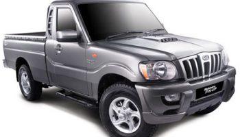 Mahindra Pickup Cabina Sencilla