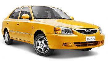 Taxi Hyundai Super Pony