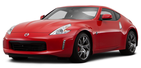 Automovil Coupe Nissan 370Z