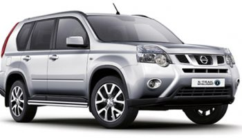 Nissan Xtrail I