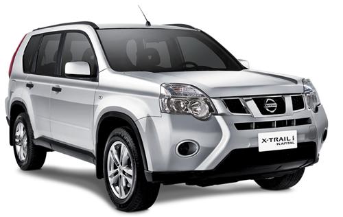 Camioneta Nissan X-Trail I Kapital