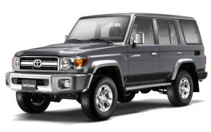 Toyota Land Cruiser serie 70