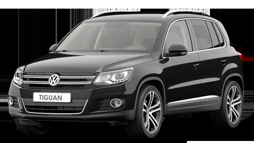 campero Volkswagen Tiguan