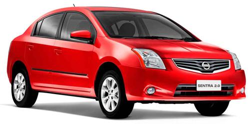 Automovil Nissan Sentra 2.0
