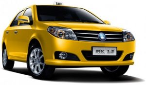 Geely MK Taxi