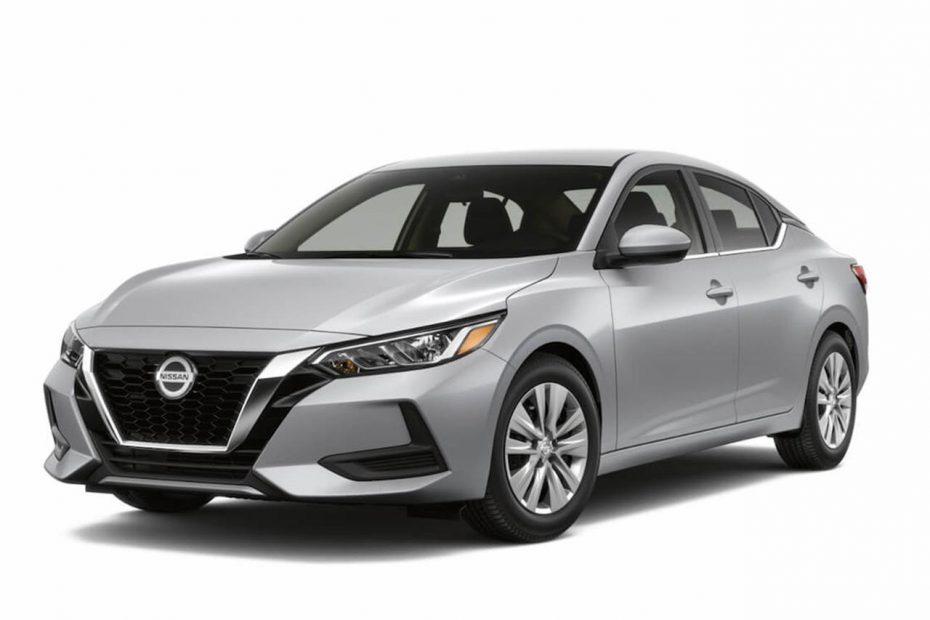 Nissan sentra 2022 gris
