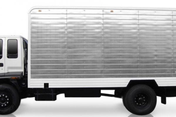 Furgón mixto para Chevrolet FTR de 13 toneladas