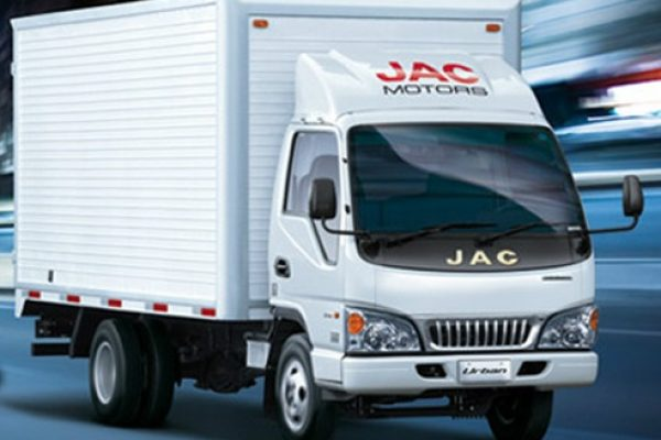 Furgón mixto para JAC 1042 de 3 toneladas