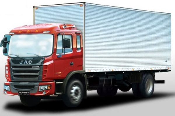 Furgón mixto para JAC 1134 de 11 toneladas