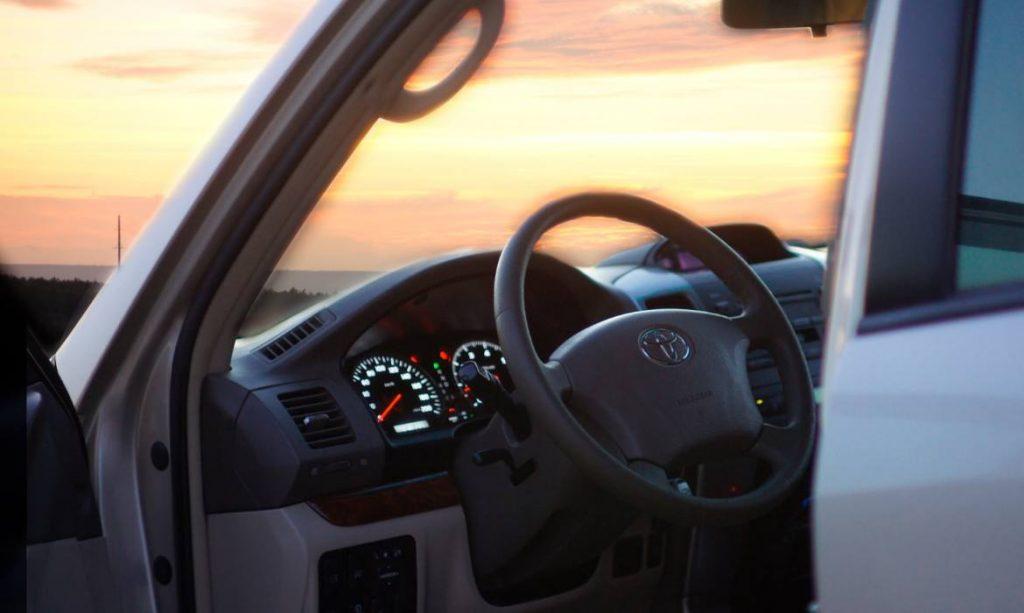 Toyota Prado 2021 sofisticada e imponente 1